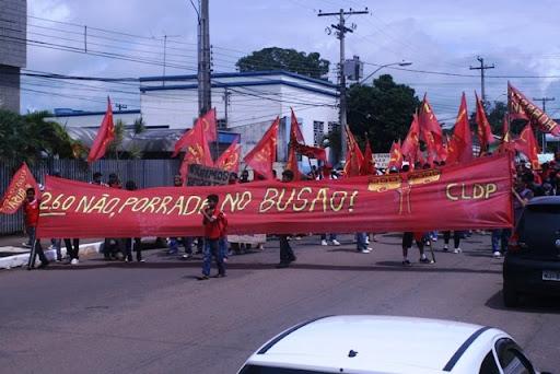 COMANDO DE LUTAS EM DEFESA DOS DIREITOS DO POVO - CLDP