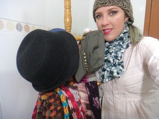 Cachecóis e Chapéus - Coleção meus acessórios