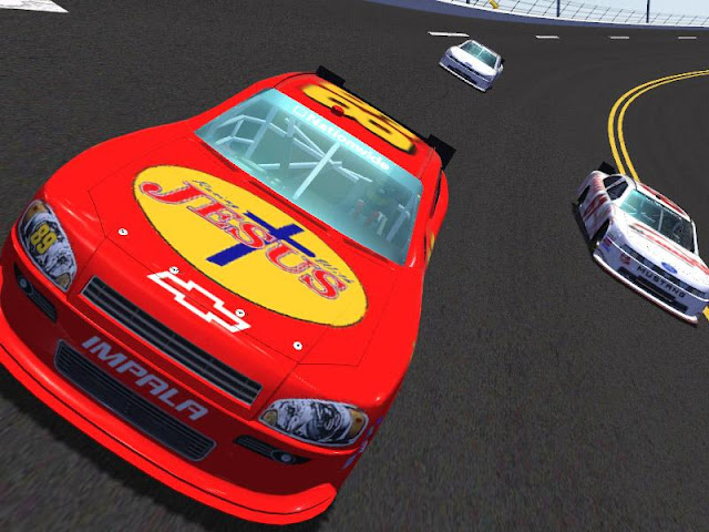 mod Stockcar sim series 2012 para rFactor