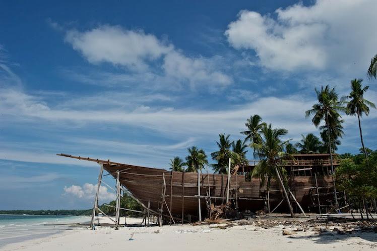 Menyiapkan Kapal Nuh
