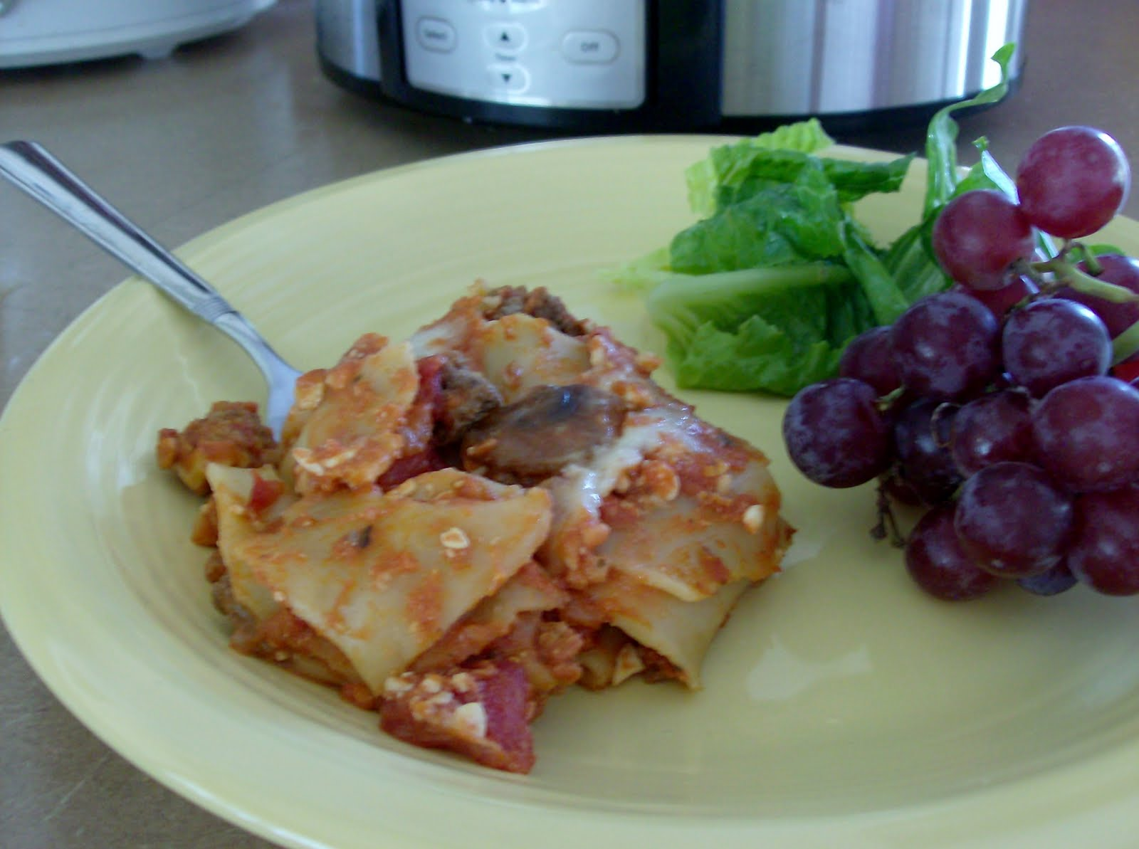 365 Days of Slow Cooking: Recipe for Slow Cooker Turkey Lasagna