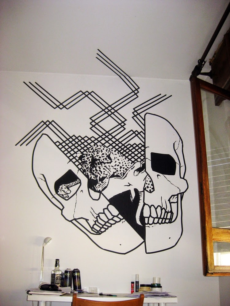 22-Buff-Diss-Creating-Artistic-Design-and-Drawings-with-Masking-Tape-www-designstack-co