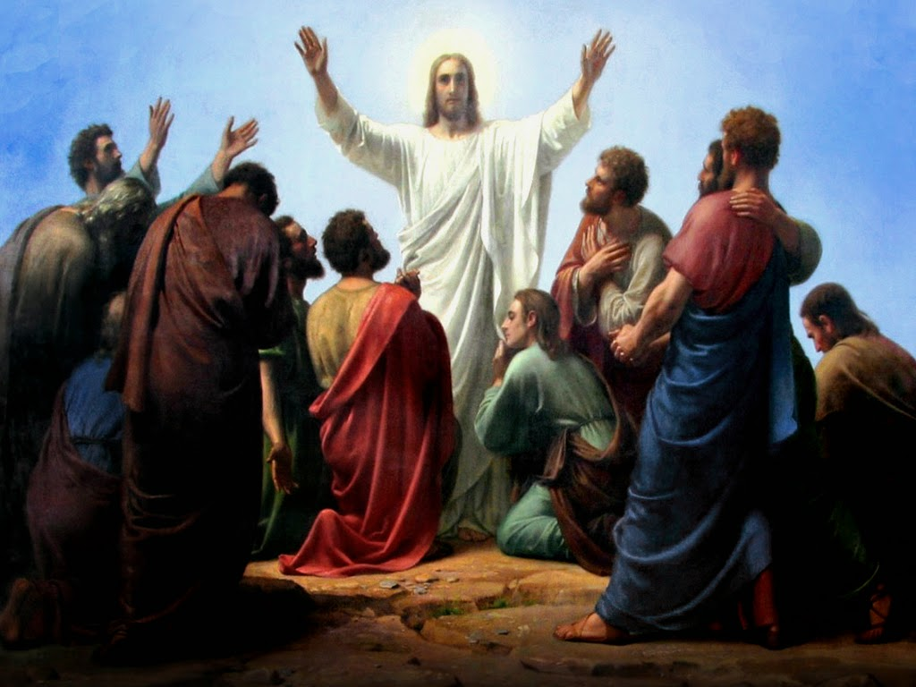 an analysis of the events in the early church the death and ascension of jesus christ and the end of What is the meaning and importance of the ascension of jesus christ meaning and importance of the ascension of jesus christ is the head of the church.