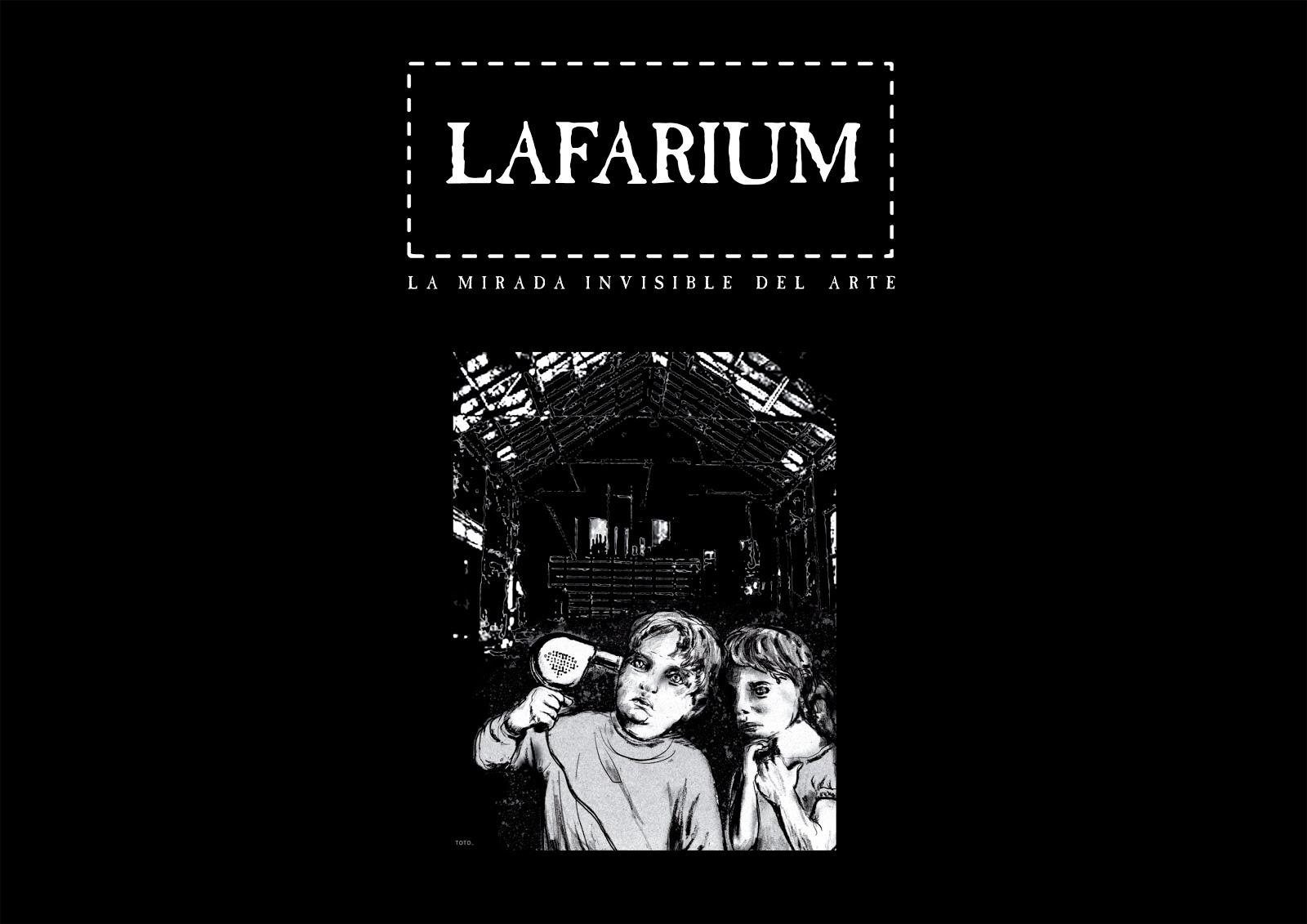 LAFARIUM especial relatos de terror para niños (2016)