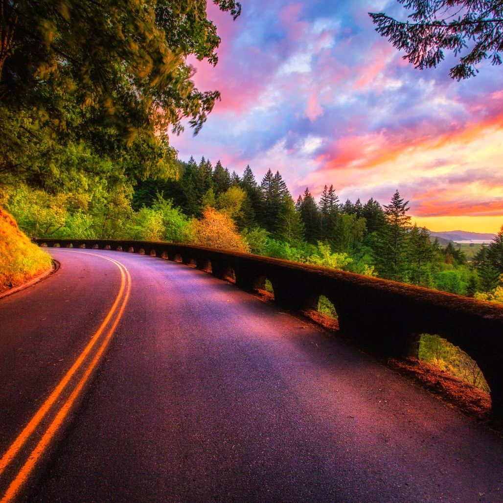 Nature: Best Nature Wallpapers: Natural Road
