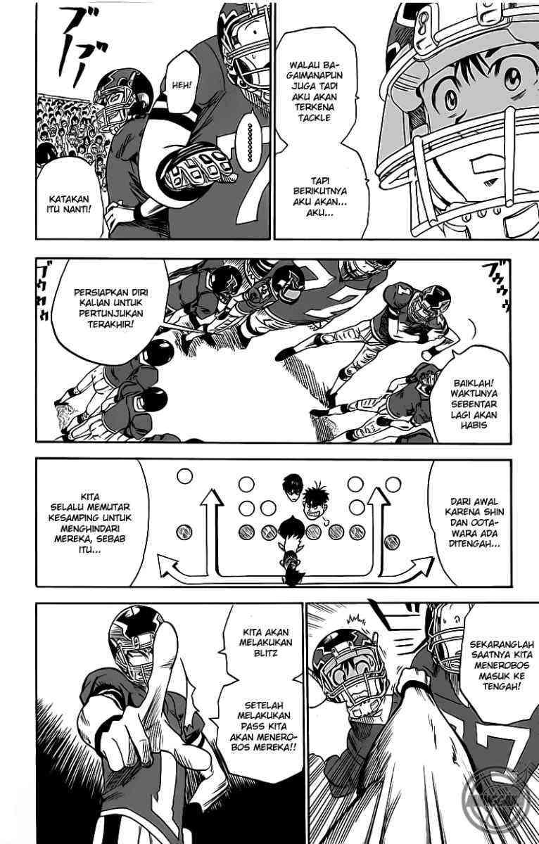Komik eyeshield 21 018 - dunia dengan kecepatan cahaya 19 Indonesia eyeshield 21 018 - dunia dengan kecepatan cahaya Terbaru 14|Baca Manga Komik Indonesia|