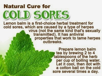 treating cold sores for toddlers