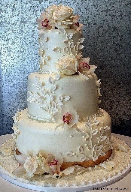 картинки для свадебного торта