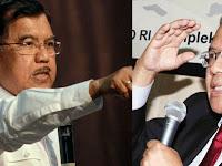 Istana Makin Panas Dengan Hadirnya Rizal Ramli Wapres Minta Rizal Belajar Sopan Santun
