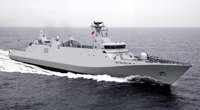 sigma class frigate royal morocco navy damen Pakistans First Fast Attack Craft PNS Azmat inducted in Pak Navy