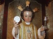 Niño Jesús Sumo y Eterno Sacerdote