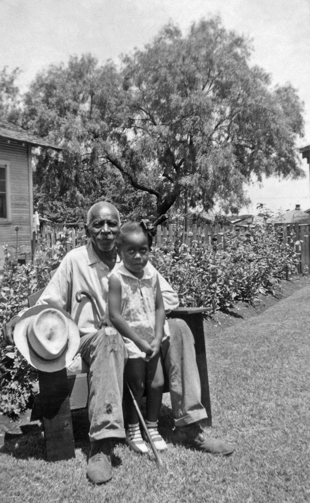 History in Photos: Born in Slavery