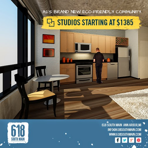 A2's Brand New Eco-friendly community - Studios Starting at $1385