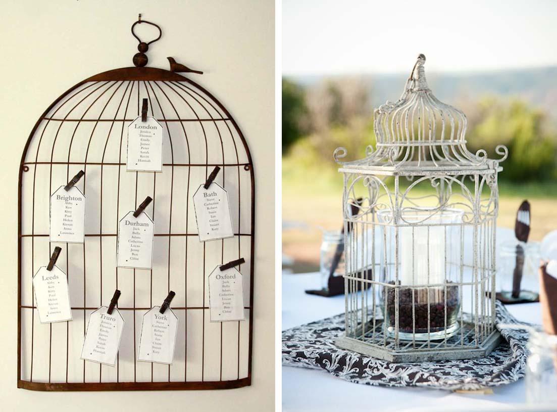 jaulas decoracion baratas decorar con jaulas fuxia atelier