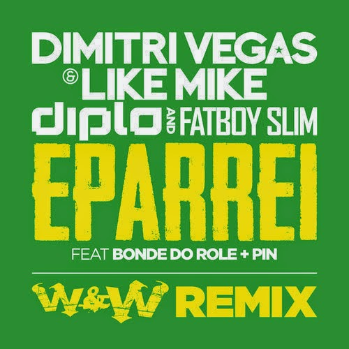 Out today on Dimitri Vegas & Like Mike's Imprint, Smash The House