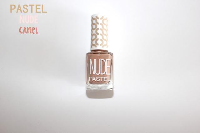 Pastel Nude | Camel