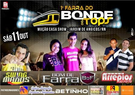 Farra do Bonde dos Tops