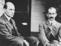foto de los hermanos Wright