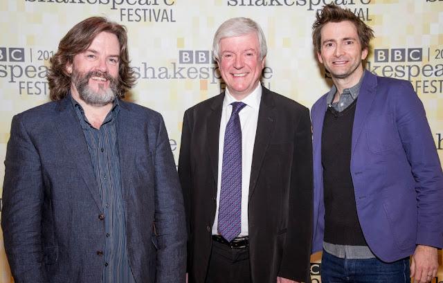 David Tennant - Shakespeare Live!