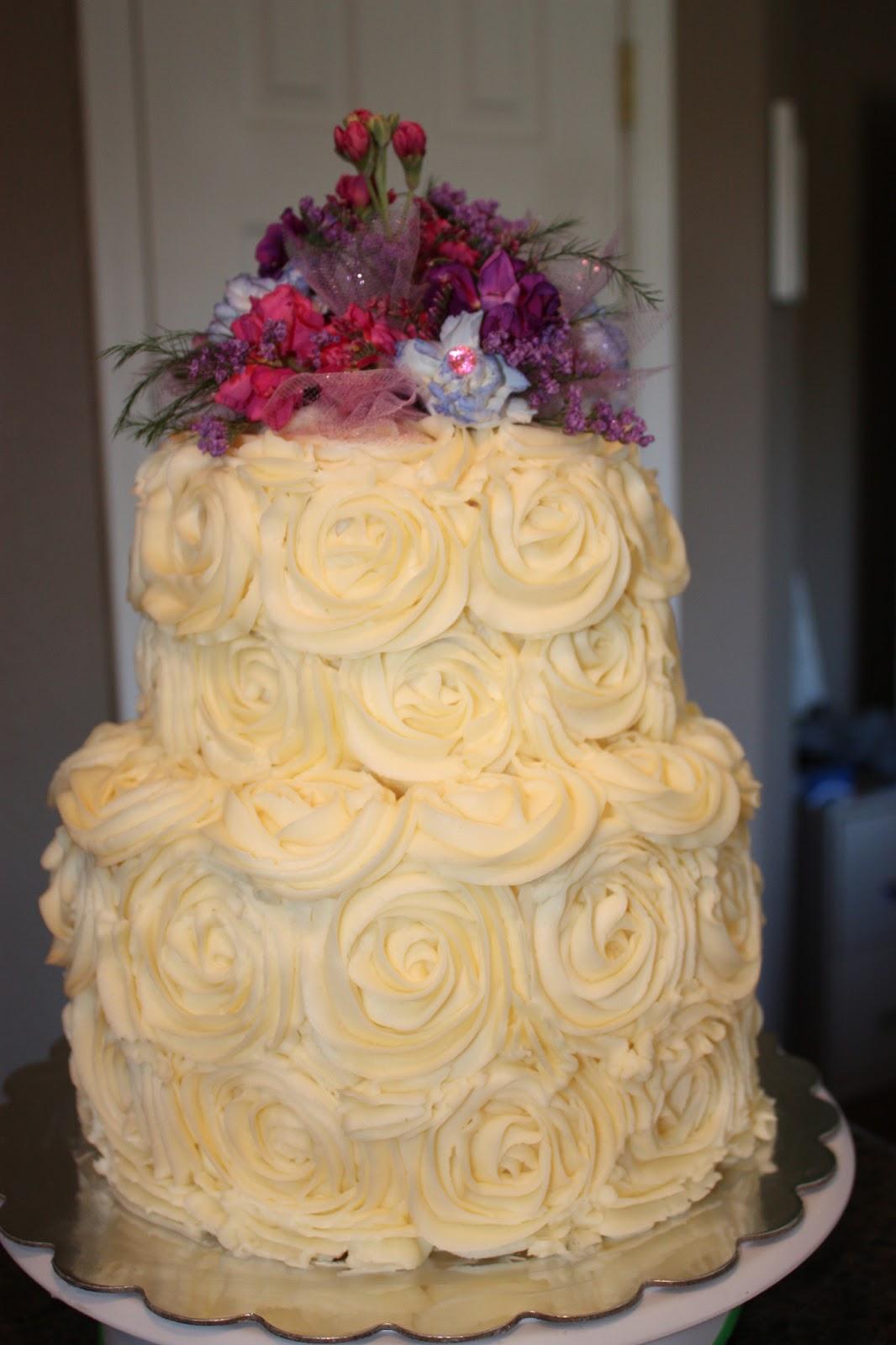 Kati\'s Cakes: Rose Swirl