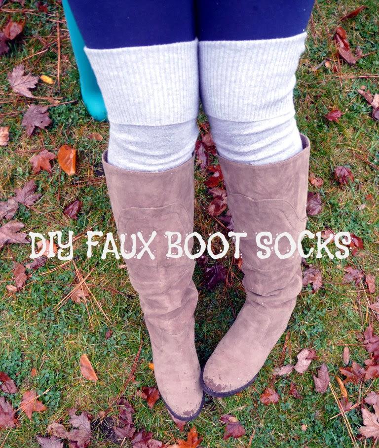 http://www.domesticblisssquared.com/2012/11/diy-legwarmers-or-faux-boot-socks.html