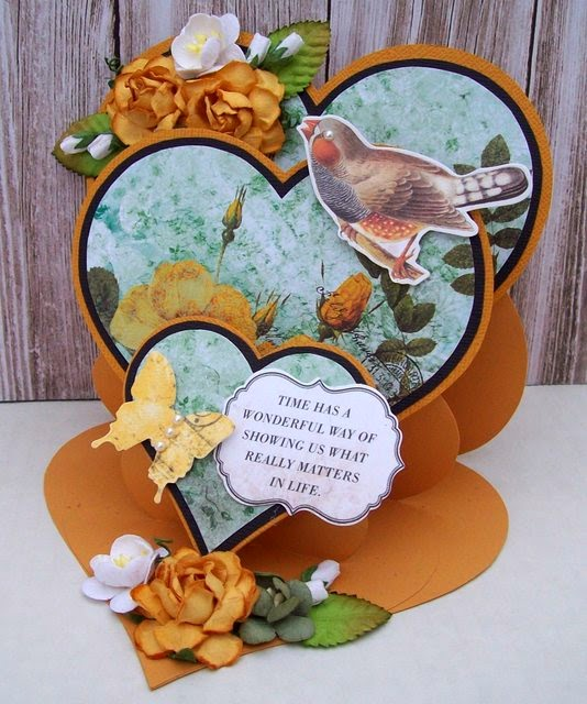 Card Making Paradise Part - 28: Kaisercraftu0027s Be-You-tiful Collection Cards
