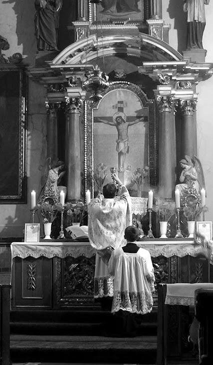 A Missa Tradicional Rito São Pio V