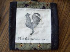 Rooster Mugrug