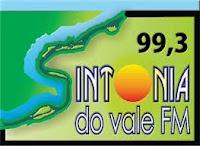 ouvir a Rádio Sintonia do Vale FM 99,3  Barra do Piraí RJ
