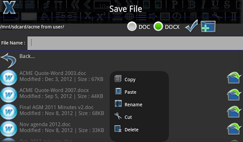 Android Office v5.2