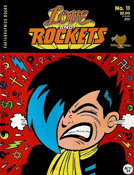 Love and rockets!