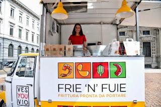 50 Mezzi Street food invaderanno il cuore di Milano #Expo2015