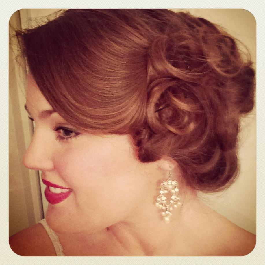 How To Do 1920s Hairstyles For Long Hair Since i have long hair i