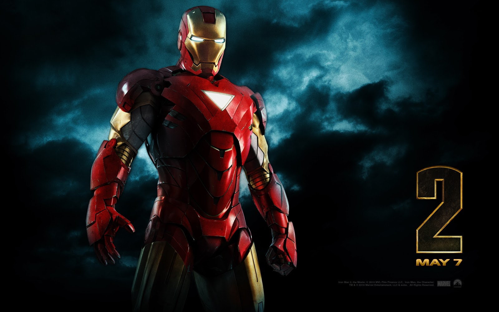 Iron Man 2 Movie Wallpaper