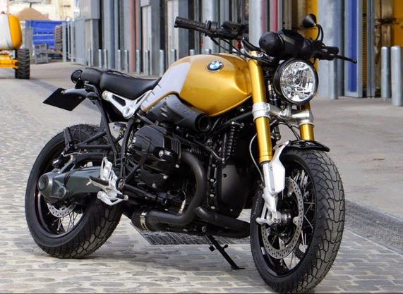 BMW R 9T Modification