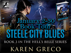 Steele City Blues Spotlight Tour