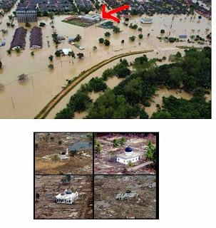 Banjir Besar Tanda Era Dajjal Sudah Bermula