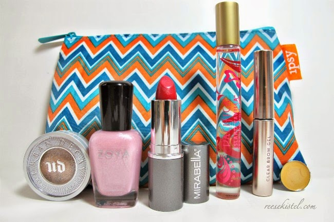 ipsy glam bag | marlee and you