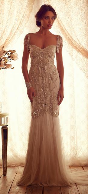 Precioso vestido de novia | Colección Anna Campbell