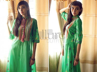 Alture outfit  latest Eid Collection 2013