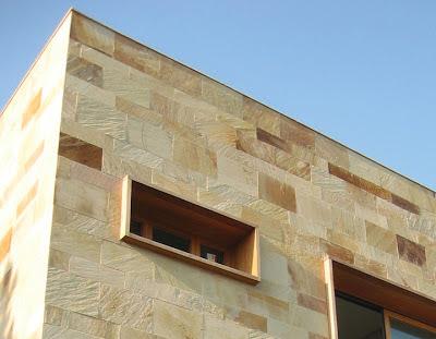 El maestro de obras xavier valderas aplacado de piedras en paredes - Aplacado piedra fachada ...