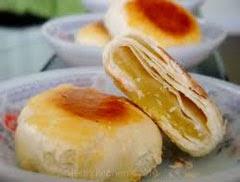 resep praktis dan mudah membuat makanan khas yogyakarta bakpia pathok kacang hijau spesial enak, lezat