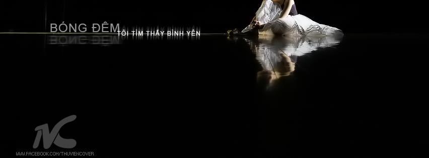 Ảnh Bìa Bóng Tối, Đêm Khuya Im Ắng, Lặng Lẽ, Bình Yên
