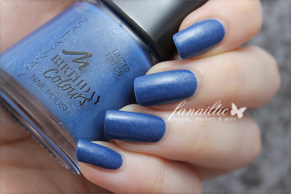"Manhattan birthday colours LE ""midnight sparkle"""