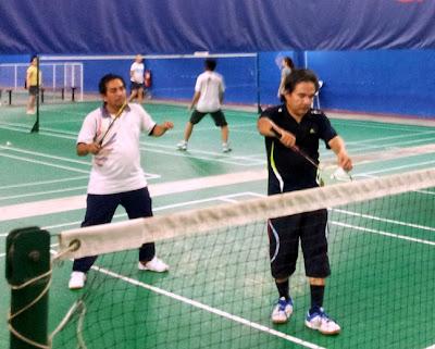 Peraturan badminton terbaru 2012