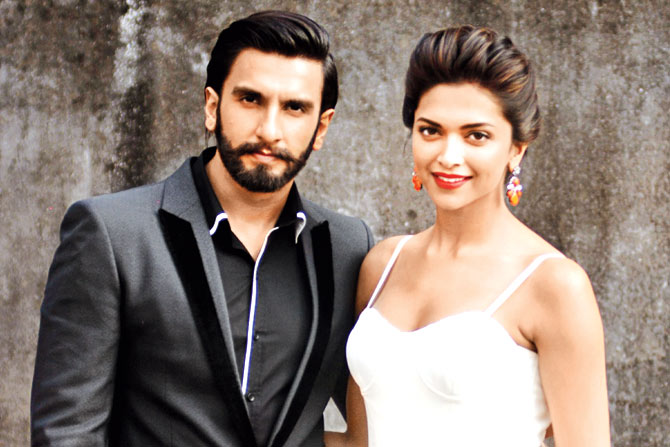 Ranveer Singh finally opens up about his relationship with Deepika