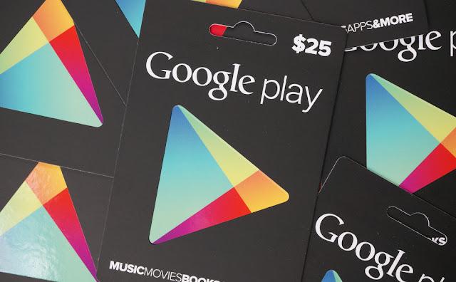 كيفية الحصول على رصيد مجاني في سوق Google Play