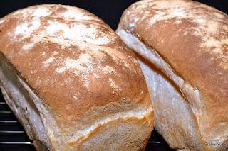 Dwa chleb owsiane, przypadkowe.