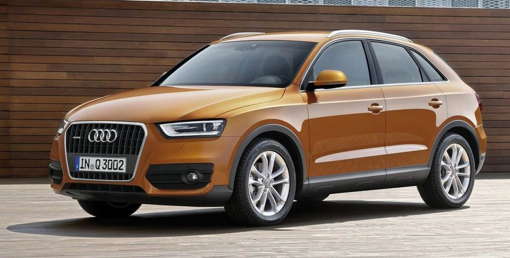 audi q3 duas novas s ries especiais para melhorar as vendas car blog br. Black Bedroom Furniture Sets. Home Design Ideas