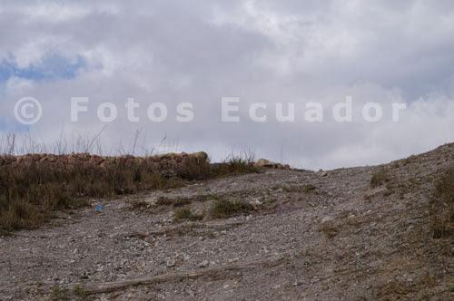 Fotos Ecuador - Ruinas de Rumicucho